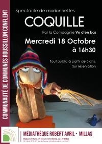 Spectacle Coquille