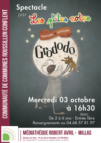 Spectacle Grododo